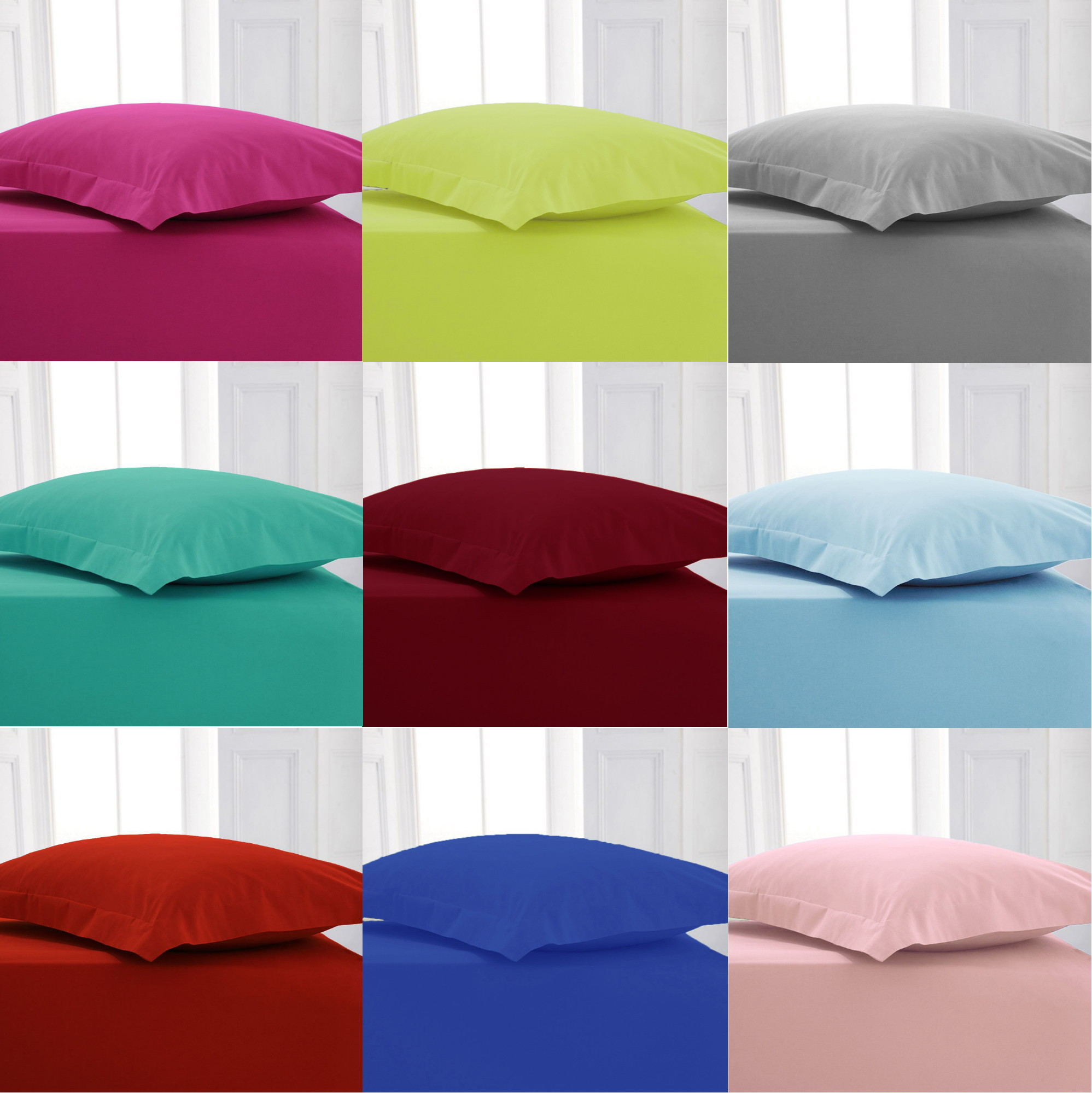 Marvelous 4 Foot Small Double Poly Cotton Fitted Bed Sheets Bed Linen