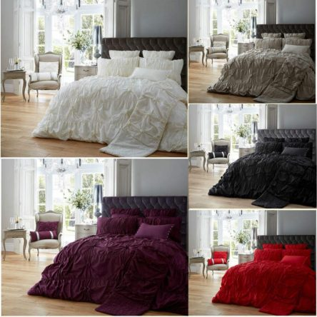 Alexandra Signature Duvet Cover Luxury Bedding Set Single Double King Super King