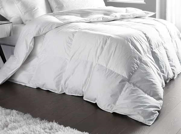 duck goose feather duvet1