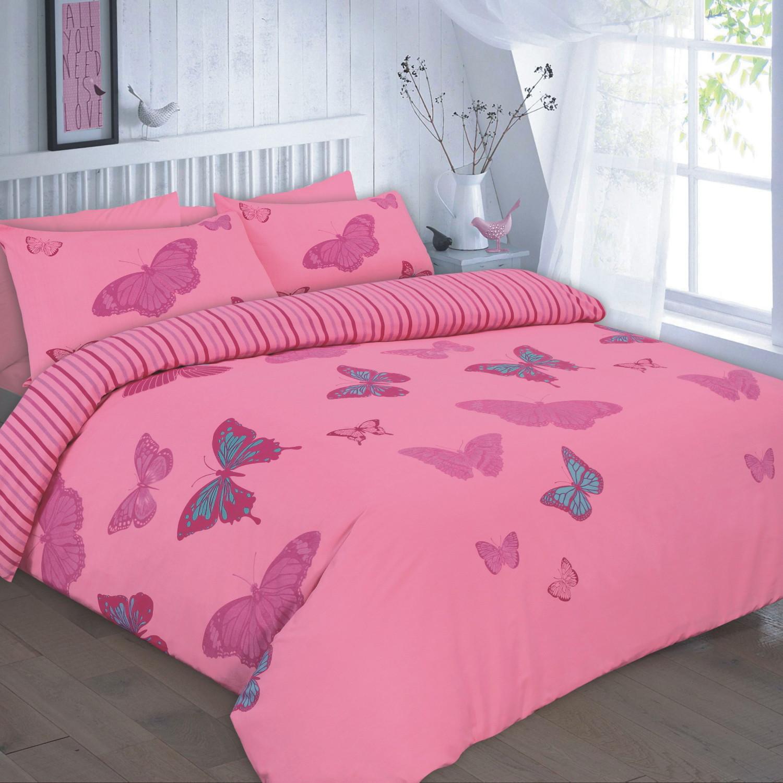 Elsa Bedroom Set   Elsa Butterfly Printed Duvet Set Bedding Set Ebay