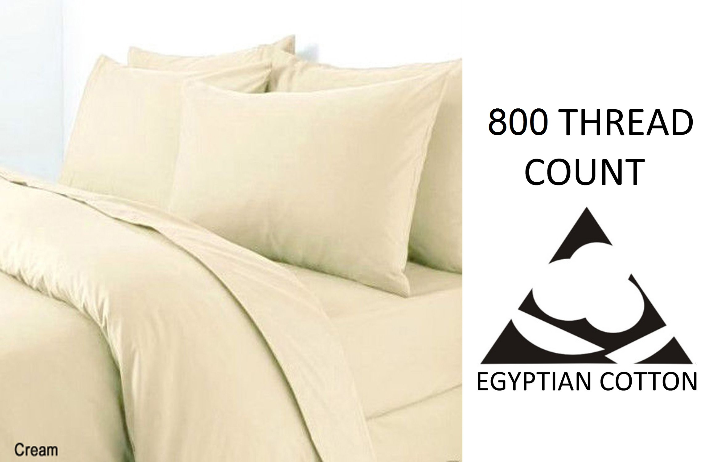 egyptian cotton 800 tread count flat bed sheet single. Black Bedroom Furniture Sets. Home Design Ideas