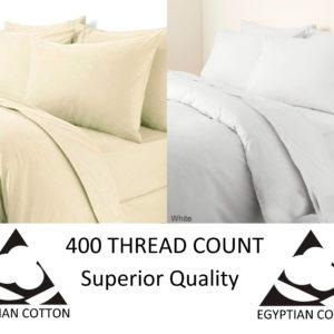 cotton duvet multi