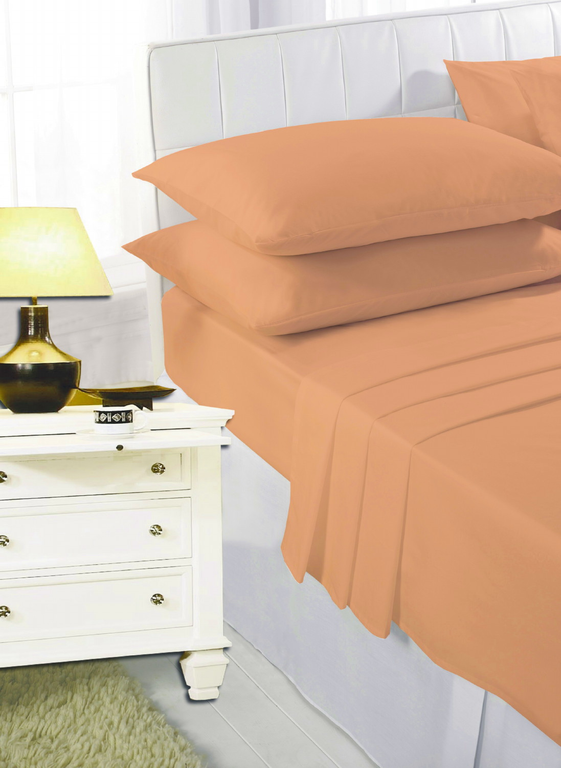 Extra Deep Fitted Sheets | Egyptian Cotton | Flannelette | Poly Cotton | Double Brushed Microfibre (Soft as Egyptian Cotton at a Fraction of the Cost | All Bed Sizes including hard to find sizes such as Electric Bed, Bunk Bed, Small Double and 7FT Emperor Size.