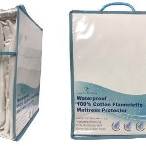 goldstar WaterProof-Flannel-Mattress Protector