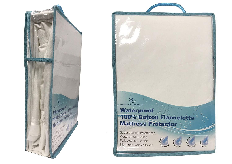 goldstar WaterProof-Flannel-Mattress Protector