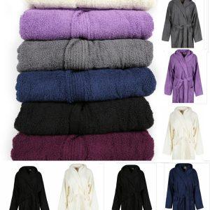 Linenstar bathrobe-multi