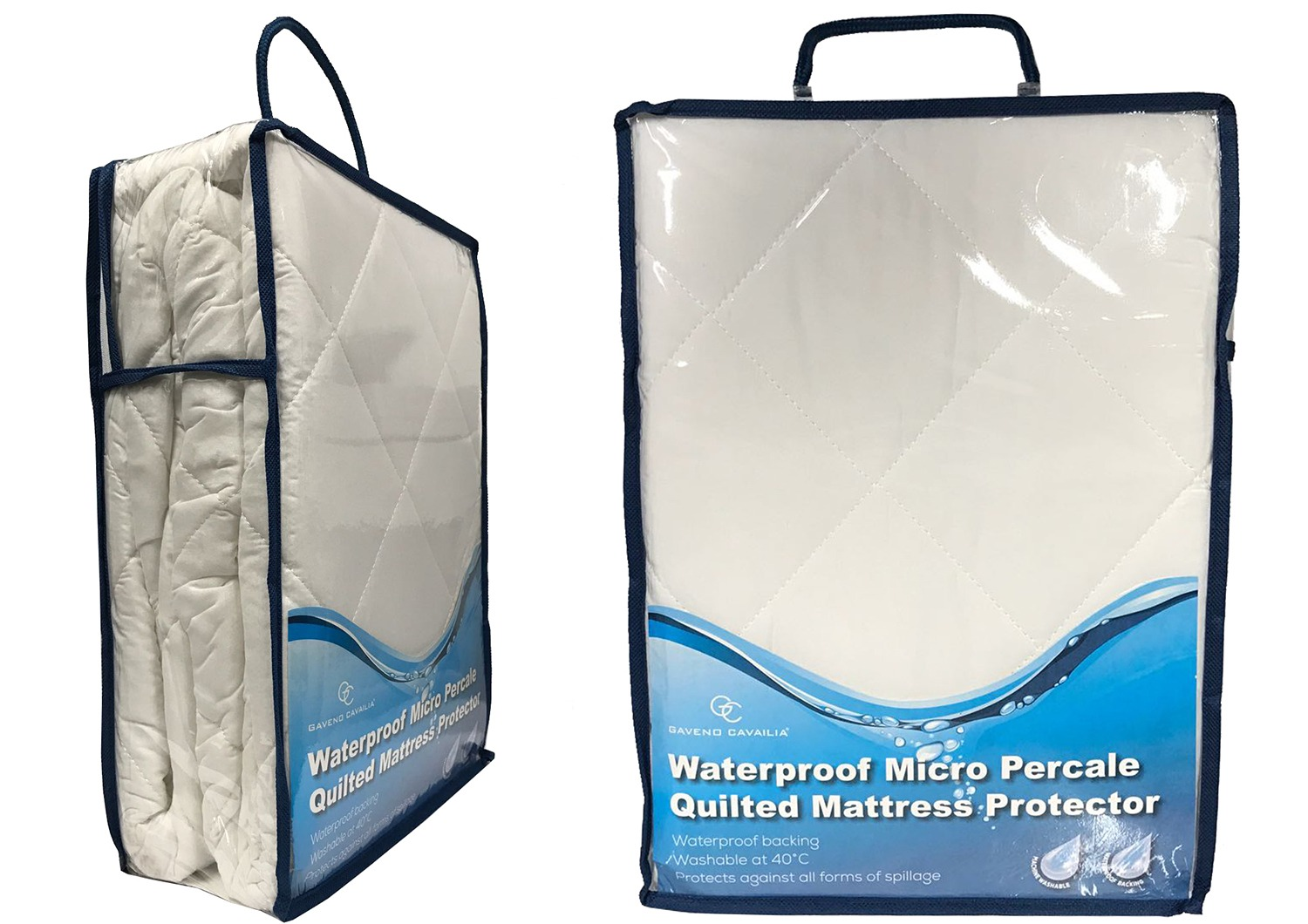goldstar waterproof-Micro-Percale-topper