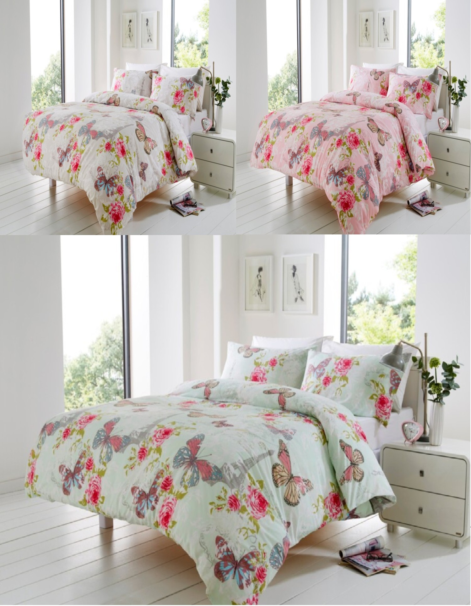 Linenstar Ashley-Multi-duvet