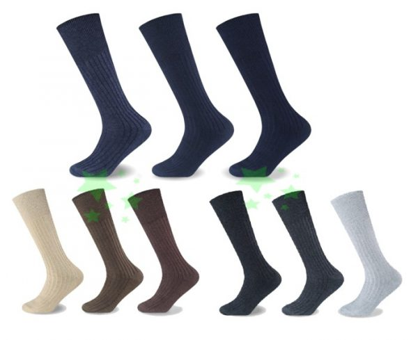 Linenstar longhose-fashion socks