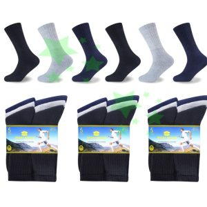 Linenstar men-performance-sport-socks-mix