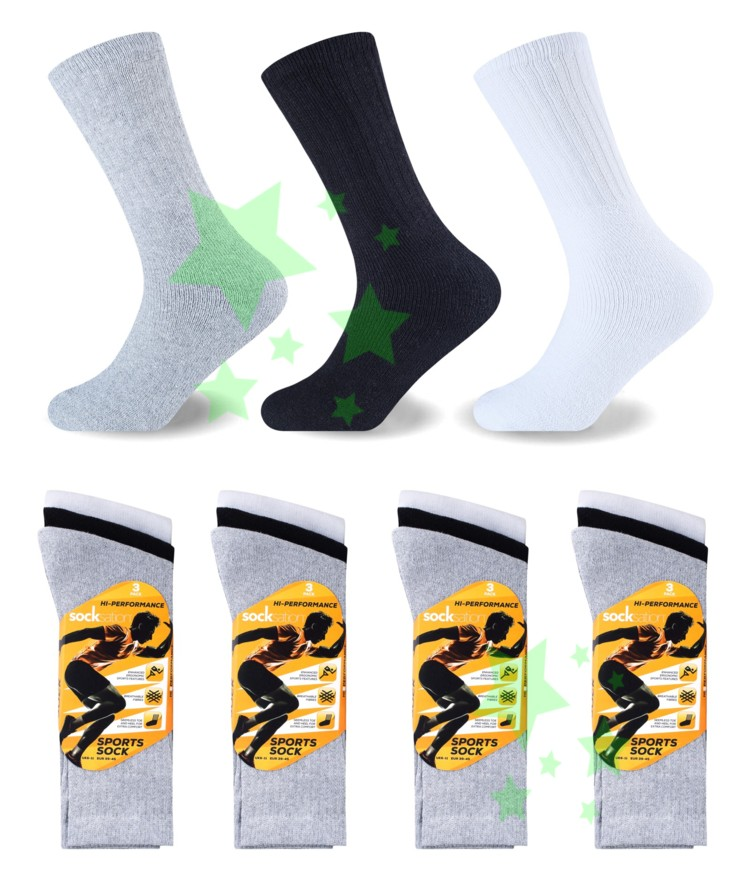 Linenstar men-performance-sports-socks-mi