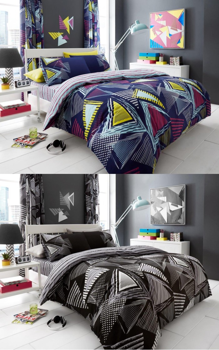 Linenstar pop-Multi duvet