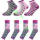 linenstar girls-bootie-socks