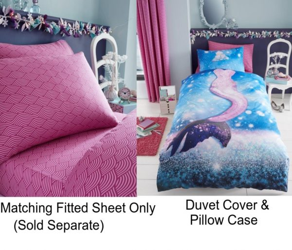 Linenstar Mermaid-Duvet