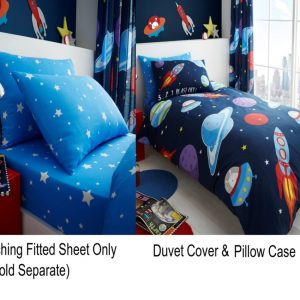 Linenstar Out-Of-Space-Duvet