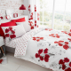 Linenstar Poppy-red-duvet