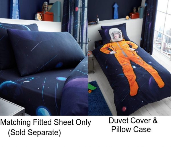 Linenstar Space-Chimp-Duvet
