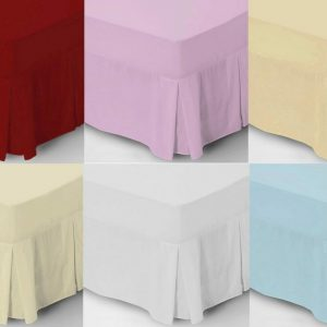 Valance Bed Sheet